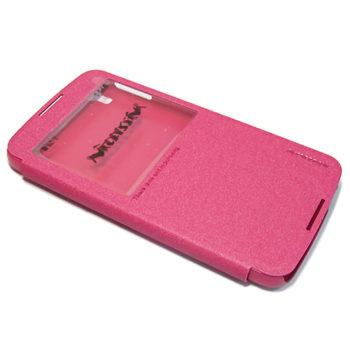 Alcatel OT 6045 Nillkin Sparkle futrola Pink