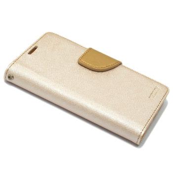 ZTE Blade Bi Fold Mercury futrola (Gold)