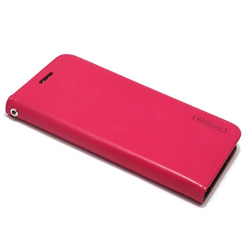 Samsung J5 Bi Fold Mercury Flip futrola (Pink)