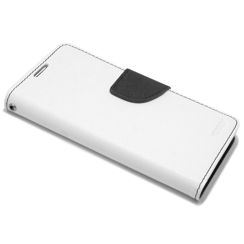 Samsung J5 Bi Fold Mercury futrola (White)