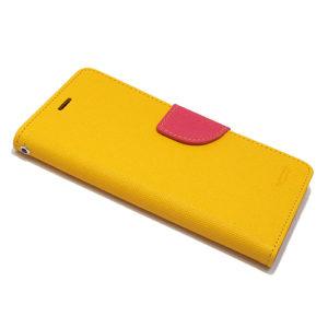 Samsung G355 Bi Fold Mercury futrola (Yellow)