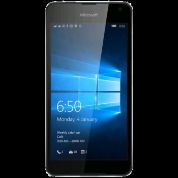 MICROSOFT Lumia 650 Dual SIM (Black)