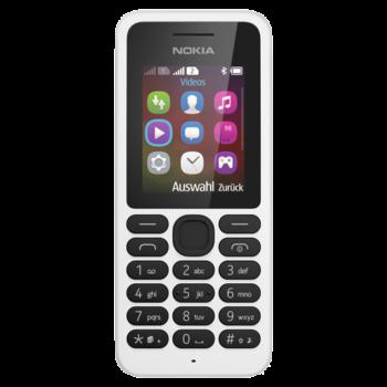 Nokia 130 Dual SIM (White)