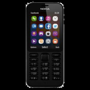 NOKIA 222 Dual SIM (Black)