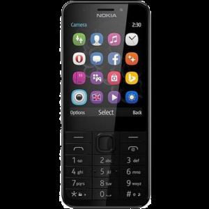 NOKIA 230 Dual SIM (Black)