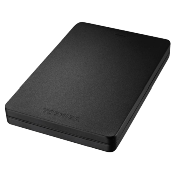 Eksterni HDD TOSHIBA 500GB 2.5″ Canvio Alu (Black)