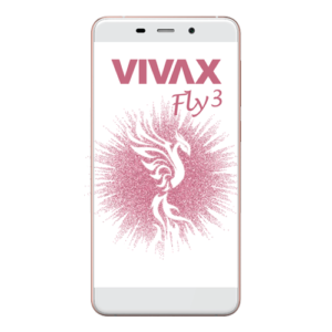 VIVAX SMART Fly 3 LTE (Gold-rose)