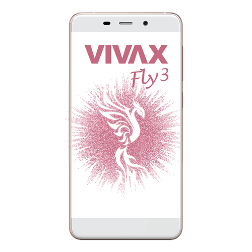 VIVAX SMART Fly 3 LTE (Gold-rose)