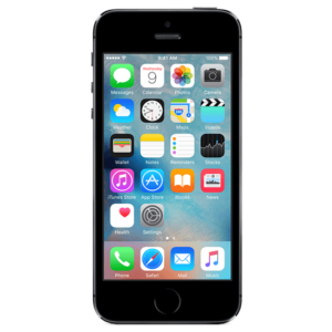 iPhone 5s 16 GB (Space Gray)