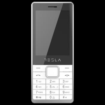 TESLA Feature 3 Dual Sim (White)