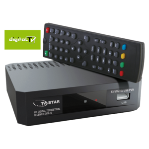 Star TV Set-top Box T2 516