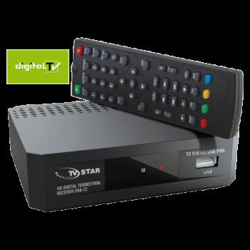 Star TV Set-top Box T2 516