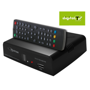 Star TV Set-top Box T2 517