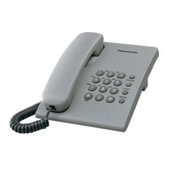 PANASONIC TS500 FXH telefon (Grey)