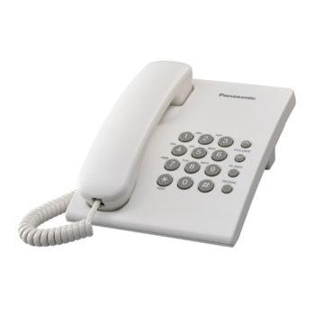 PANASONIC TS500 FXW telefon (White)