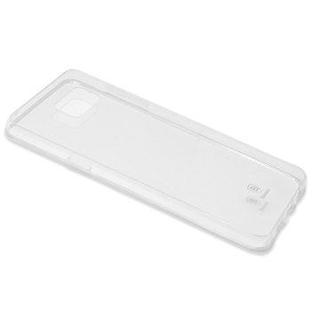 Samsung A5 2016 A510 Baseus Air silikonska futrola (Transparent)