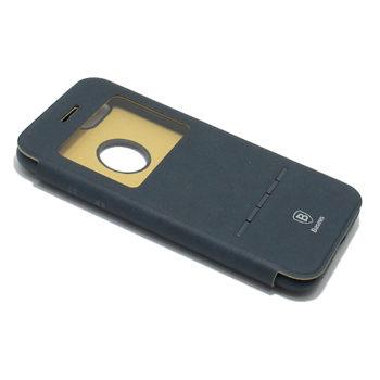 iPhone 7 Baseus Simple Leather futrola na preklop (Blue)