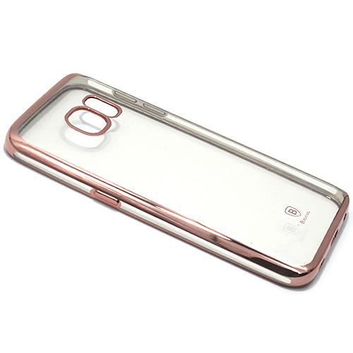 Silikonska futrola Baseus Shining – Samsung S7 G930 daje Vašem mobilnom telefonu noviji i elegantniji izgled, štiti ga od grebanja, prašine, apsorbuje udarce i padove. Napravljena je od izuzetno kvalitetnog i otpornog materijala. Specijalno je urađena za svaki model telefona tako da telefon normalno možete koristiti bez skidanja maske, savršeno prijanja uz telefon pružajući jednostavan pristup kontrolama i otvorima za slušalice, punjač, kameru, zvučnik…
