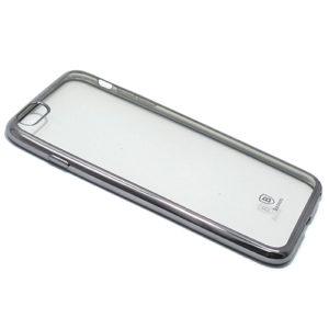 iPhone 6 Baseus Shining silikonska futrola (Black)