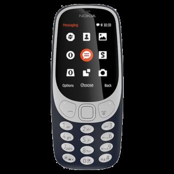 NOKIA 3310 2017 Dual Sim (Blue)