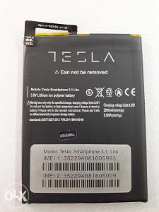 Tesla Smartphone 3.2 Lite 3G baterija