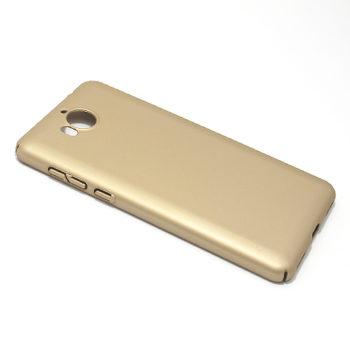 Huawei Y6 2017 PVC Gentle futrola (Gold)