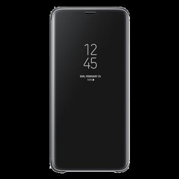 Samsung S9 Plus Clear View futrola (Black)