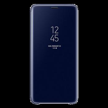 Samsung S9 Plus Clear View futrola (Blue)