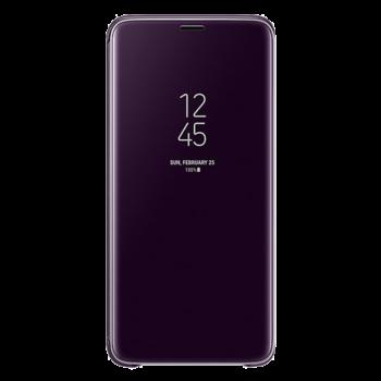 Samsung S9 Plus Clear View futrola (Purple)
