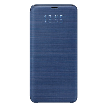 Samsung S9 Plus LED View Cover futrola (Blue)