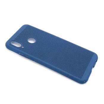 Huawei P20 Lite PVC Breath futrola (Blue)