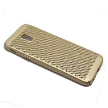 Samsung J3 2017 J330 PVC Breath futrola (Gold)