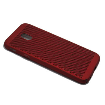 Samsung J3 2017 J330 PVC Breath futrola (Red)