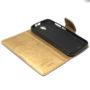 Tesla 3.2 Lite Bi Fold Mercury futrola na preklop (Gold) - Mgs mobil Niš