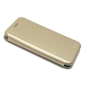 Motorola E4 Plus Ihave futrola na preklop (Gold)