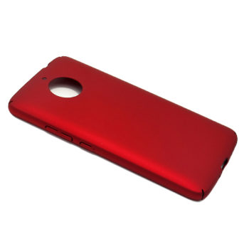 Motorola E4 Plus PVC Gentle futrola (Red)