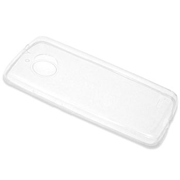Motorola E4 Plus silikonska futrola (Transparent)