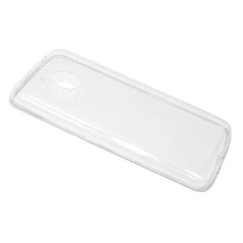 Motorola E4 silikonska futrola (Transparent)