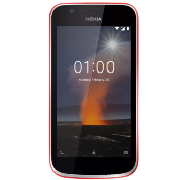 Nokia 1 (Red)