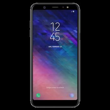 SAMSUNG Galaxy A6 Plus A605 (Black)