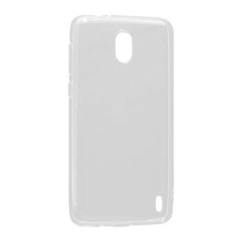 Nokia 1 silikonska futrola (Transparent)