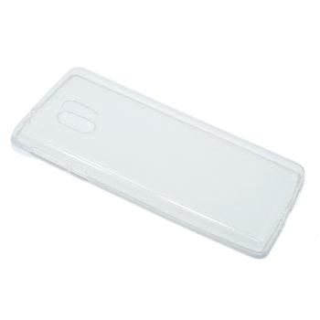 Nokia 3 silikonska futrola (Transparent)