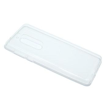Nokia 5 silikonska futrola (Transparent)