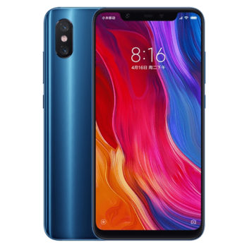 XIAOMI Mi 8 (Blue)