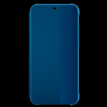 Huawei P20 Lite originalna futrola na preklop (Blue)