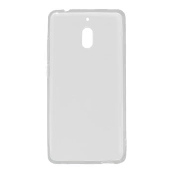 Nokia 2.1 silikonska futrola (Transparent)