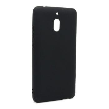Nokia 2.1 ultra tanka kolor silikonska futrola (Black)