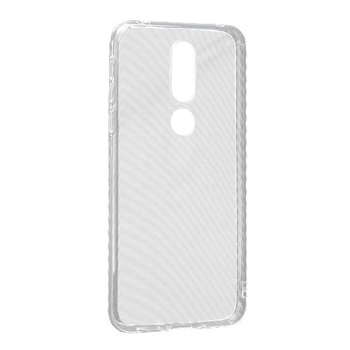 Nokia 7.1 silikonska futrola (Transparent)