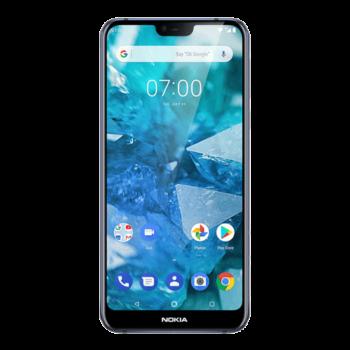 NOKIA Smartphone 7.1 (Midnight blue)