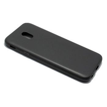 Samsung J3 2017 ultra tanka kolor silikonska futrola (Black)